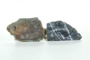 Moss Agate Slab & Sodalite Slab